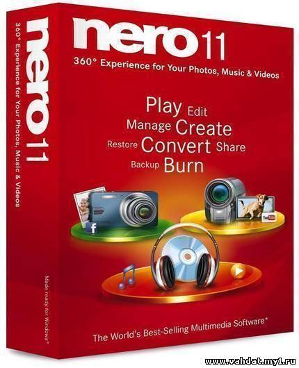Nero Multimedia Suite Micro 11.0.12500 RePack by MKN (Русский|Английский) Update 07.02.2012