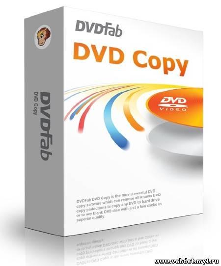 DVDFab v 8.1.6.2 Final ML|RUS