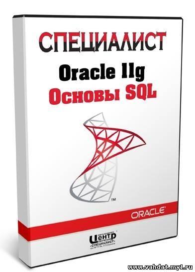 Видеокурс Oracle 11g Основы SQL (2011/RUS)