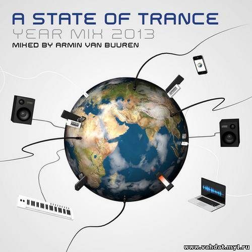 Armin van Buuren - A State of Trance Episode 645 (26-12-2013 ) [ASOT 645] {Year Mix 2013}