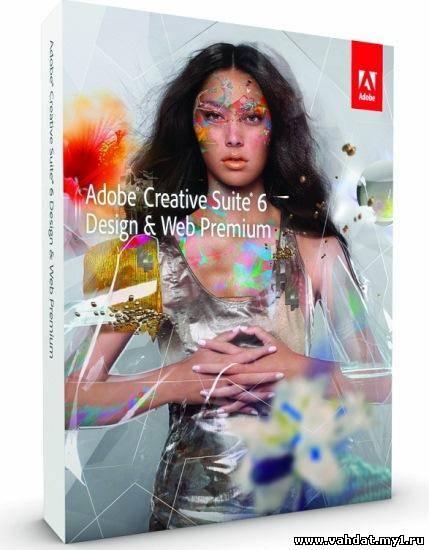 Adobe Creative Suite 6 Design & Web Premium (ML|RUS)