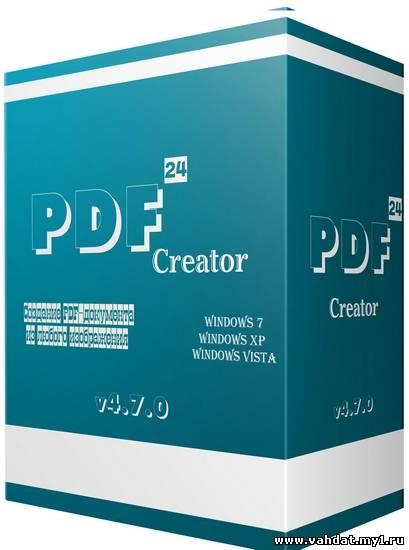 PDF24 Creator 4.7.0
