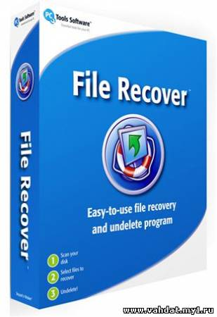 PC Tools File Recover 9.0.1.221 Final (2012) Multi+Rus
