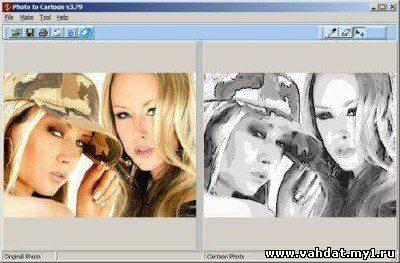 Photo to Cartoon v6.0.0.0 (2012) ENG
