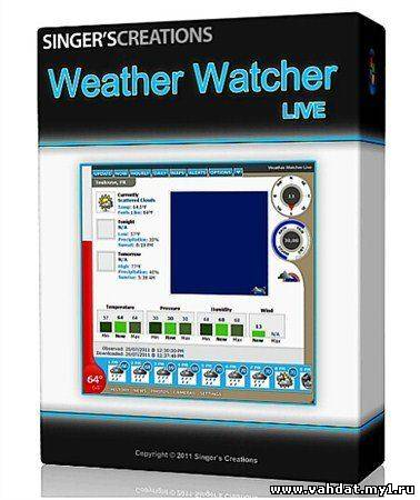 Weather Watcher Live 7.1.52 (2012) ENG