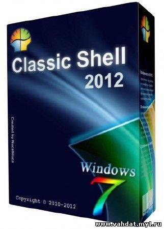 Classic Shell 3.6.0 (2012) RUS
