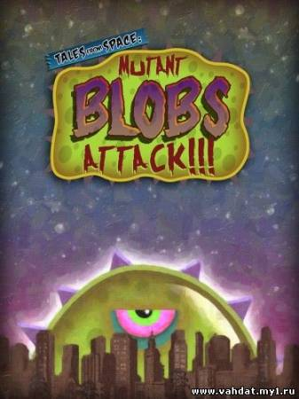 Tales from Space Mutant Blobs Attack (2012/ENG/L)