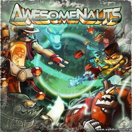 Awesomenauts (2012/MULTI6/L)
