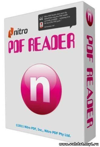 Nitro PDF Reader 2.5.0.45