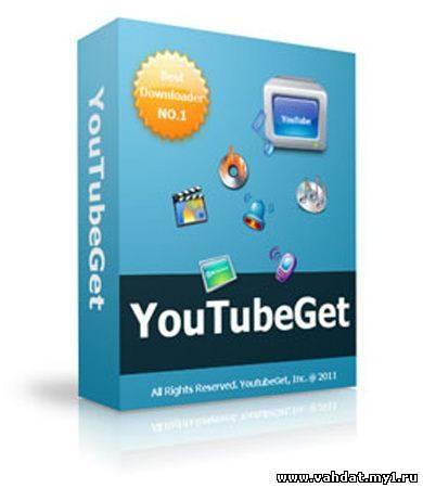 YouTubeGet 5.9.10