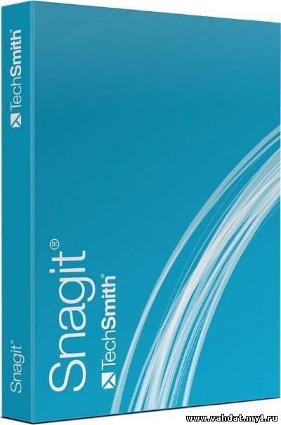 SnagIt 11.1.0.248 (2012) RUS