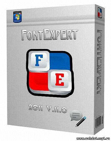 FontExpert 2011 v11.0 Release 2