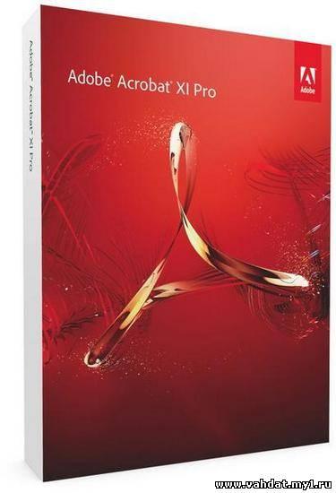 Adobe Acrobat XI Pro 11.0.0 RePack by KpoJIuK