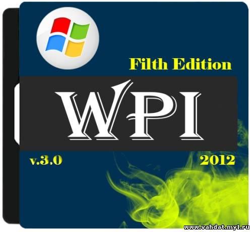 WPI Filth Edition 2012 v.3.0 (2012/RUS/ENG)