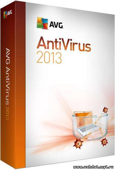 AVG Anti-Virus Pro 2013 v 13.0.2742 Build 5849 Final ML|RUS