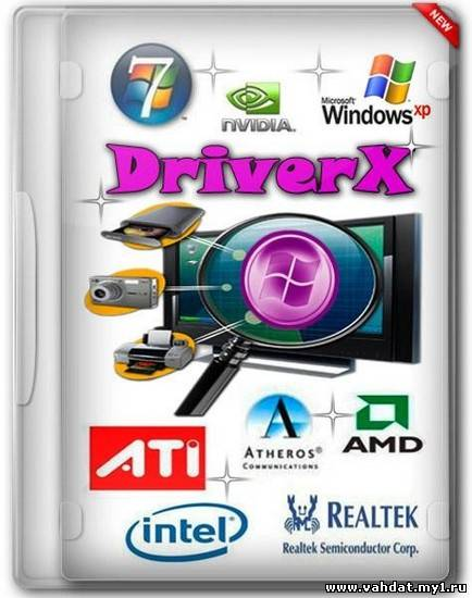 Driverx V.3.0 (01.11.2012)
