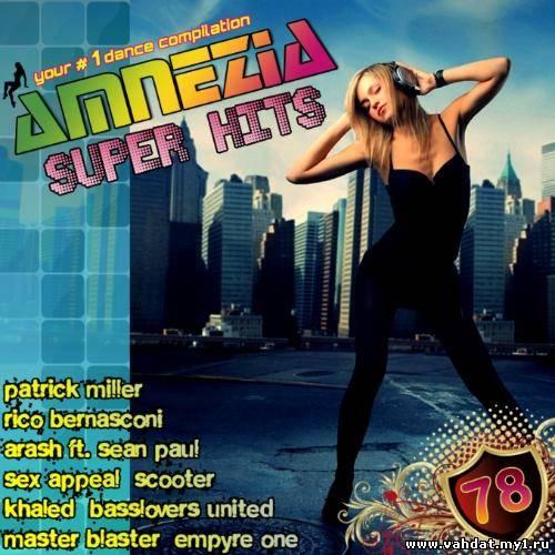 Amnezia Super Hits 78 (2012)