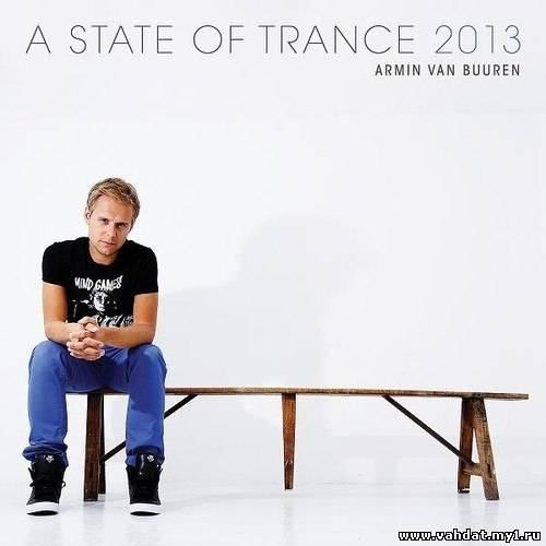 Armin van Buuren - A State Of Trance 2013 (Mixed by Armin van Buuren, tracks) (2013)