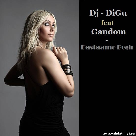 Dj - DiGu feat Gandom - Dastaamo Begir