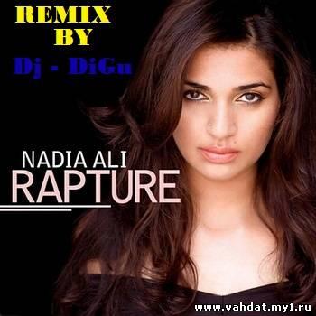 Исполнитель: Nadia Ali feat. Dj-DiGu Названия: Rapture (Dj - DiGu Remix) Время звучания: 5 мин 33 сек Размер: 12,7 mb BitRate: 320 kbt/s Год: 2011 EXCLUSIVE
