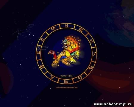 Zodiac signs Screensavers (Знаки Зодиака)