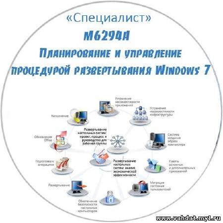 М6294А Планирование и управление процедурой развертывания Windows 7. Обучающий видеокурс (2011)